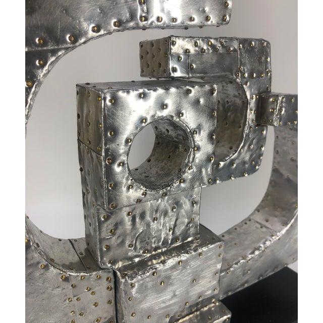 War Machine Original Abstract Sculpture by Adam Henderson For Sale - Image 6 of 9
