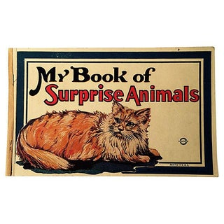 My Book of Surprise Animals, C. 1890