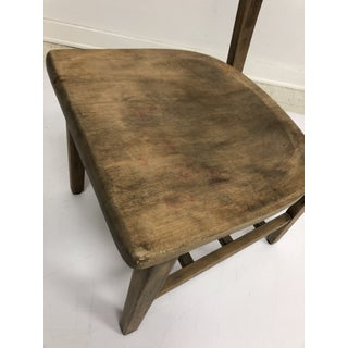 Vintage Mid Century Modern Desk Chair in the Style of Gunlocke Preview