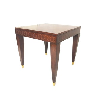 Modern History Parisienne End Table For Sale