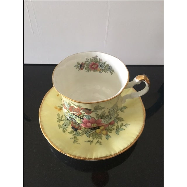 Paragon Bone China Tea Cup and Saucer - Image 3 of 6