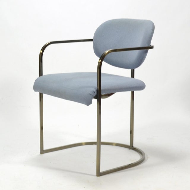 1970s Set of Four Armchairs by Design Institute of America For Sale - Image 5 of 10