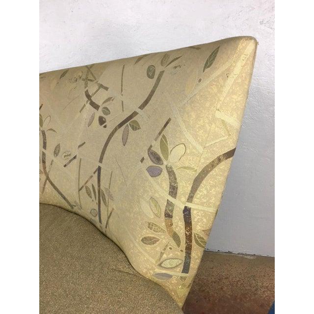 Vladimir Kagan Biboa Serpentine Sofa - Image 6 of 10