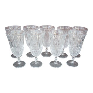 Shannon Irish Crystal Stems - Set of 9 For Sale