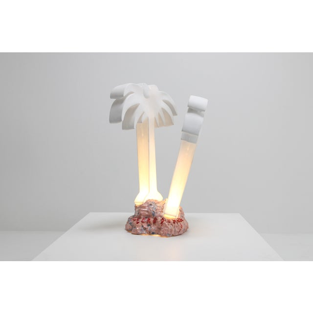 'Paradise Iii' Palmtree Light Sculpture by Daan Gielis For Sale - Image 4 of 9