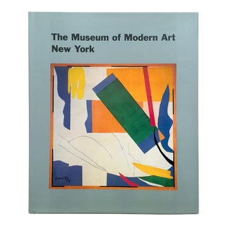 """ Museum of Modern Art New York "" Rare Vtg 1997 Iconic Xtra Large Landmark Volume Collector's Hardcover Art Book For Sale"