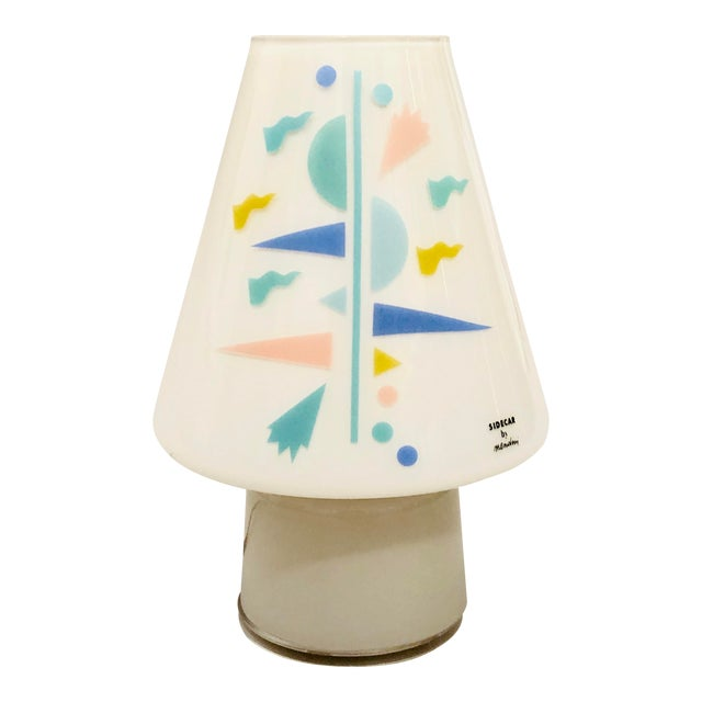 Sidecar Lamp by Mendini For Sale