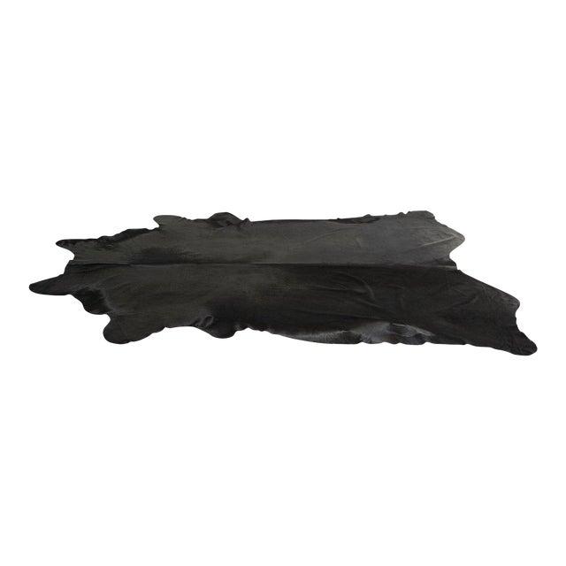 Genuine Brazilian Cowhide, Black - Image 1 of 4