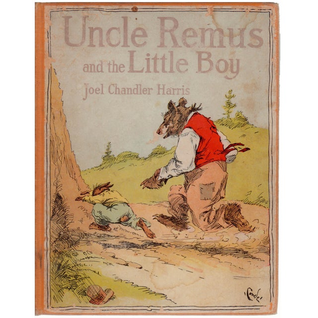 Uncle Remus and the Little Boy - Image 1 of 3