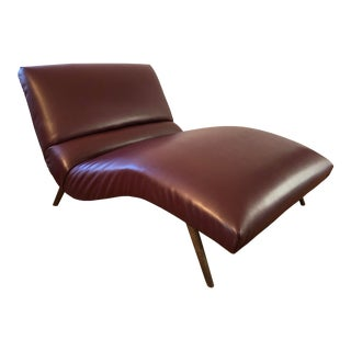 Adrian Pearsall Wave Chaise for Craft Associates Inc., 1960s For Sale