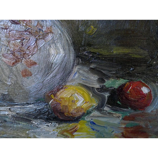 Still Life Painting by Merton Clivette - Image 5 of 5