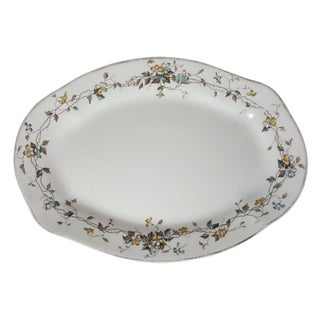 Antique T. & R. Boote Serving Platter
