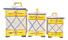Image of Stoneware Kitchen Accessories