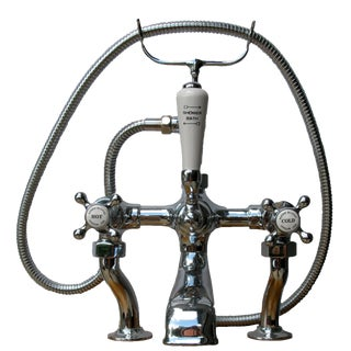 Barber Wilsons Tub Filler Faucet, 4300 Series For Sale