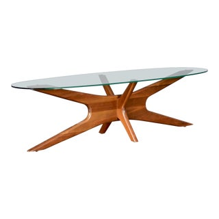 Adrian Pearsall Coffee Table for Craft Associates For Sale