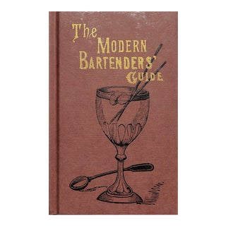 The Modern Bartenders' Guide For Sale