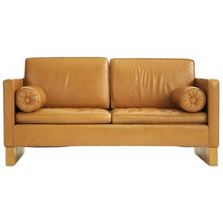 Mies Van Der Rohe Settee For Sale