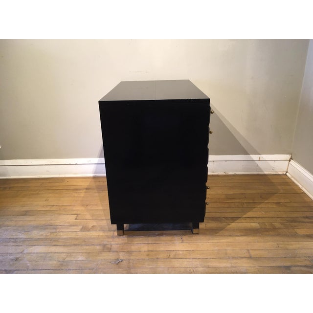 Hollywood Regency Style Cabinet For Sale In Chicago - Image 6 of 10