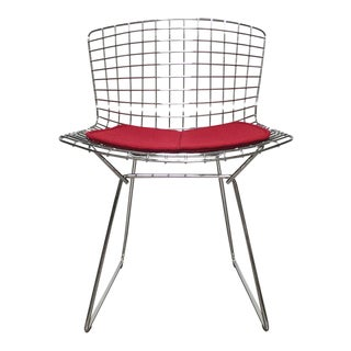 21st Century Bertoia Side Chair For Sale