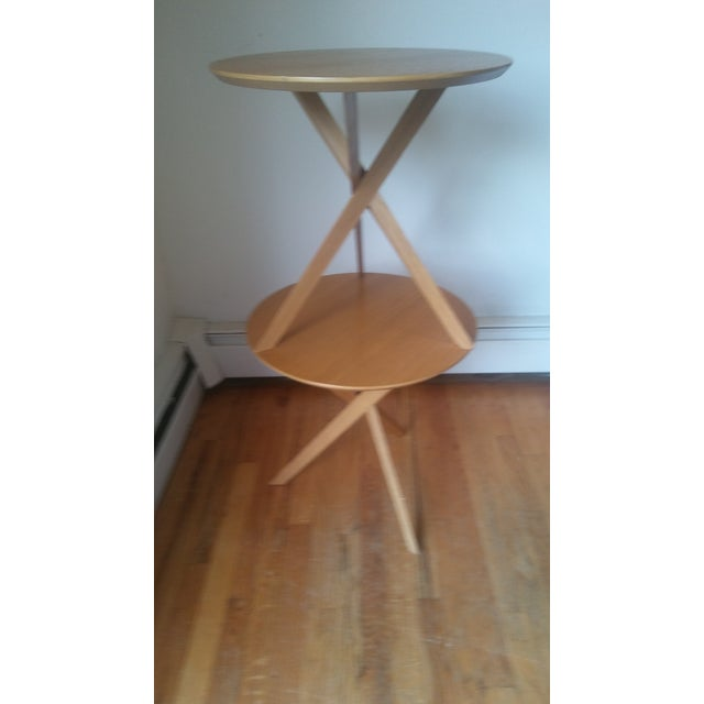 Mid-Century Modern Side Tables - A Pair For Sale - Image 4 of 8