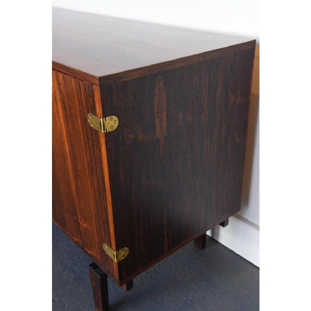 Peter Løvig Nielsen Peter Lovig Nielsen Rosewood Cabinet For Sale - Image 4 of 7