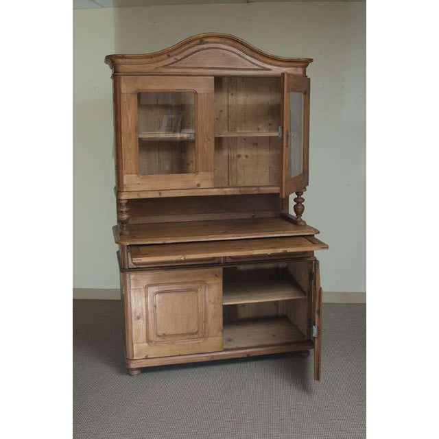Baroque Baroque Style Pine Buffet For Sale - Image 3 of 7