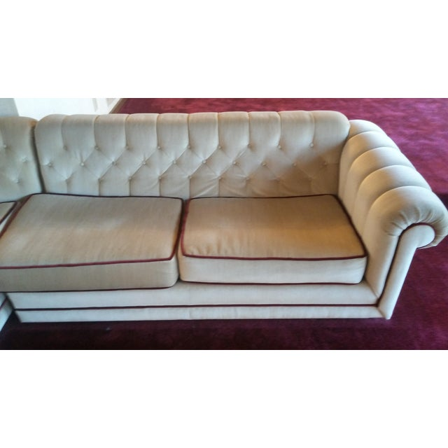 Mid-Century Modern Mid Century Modern Sectional Sofa For Sale - Image 3 of 4
