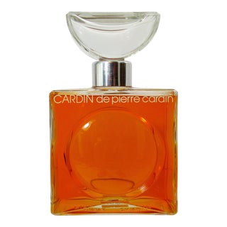 Store Display Pierre Cardin Purfume Bottle