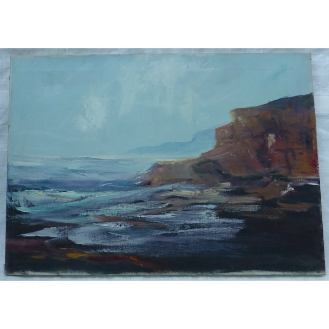 H.L. Musgrave MCM Rockport Painting - Image 2 of 6