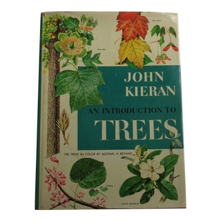 """An Introduction to Trees in Color"" Vintage Book For Sale"