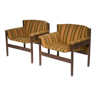 Pair of Armchairs by Tito Agnoli for Cinova