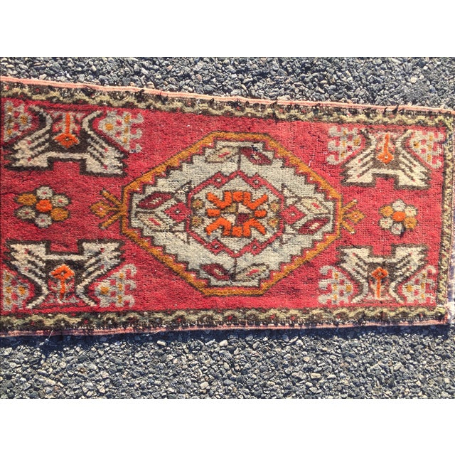 "Anatolian Persian Rug - 1'6"" X 3'3"" - Image 3 of 9"