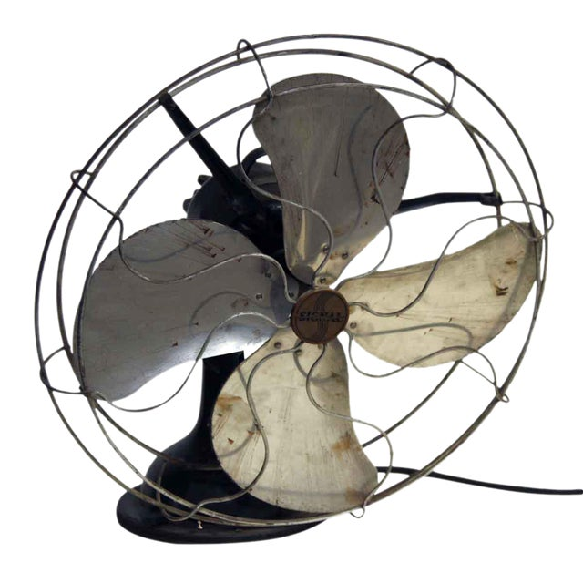 Hunter Vintage Fan For Sale
