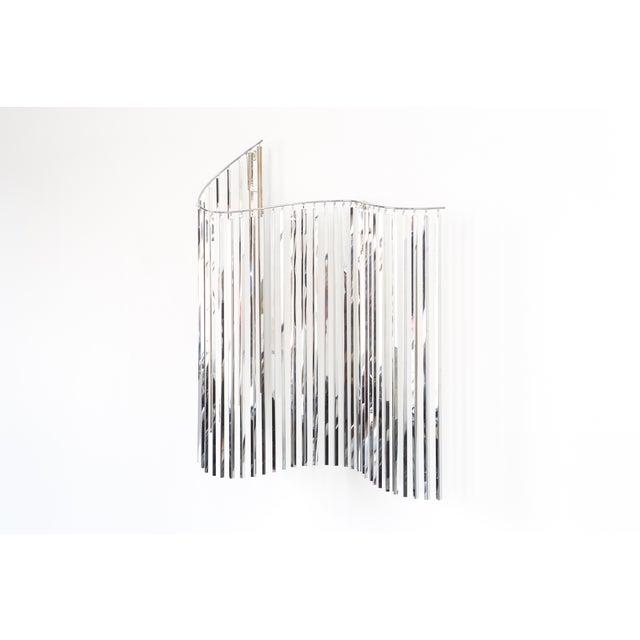 Curtis Jere Kinetic Wave Sculpture - Image 2 of 6