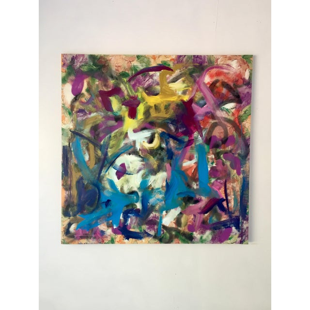 Erik Sulander Contemporary Acrylic & Oil Painting For Sale In New York - Image 6 of 6