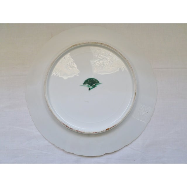"Late 20th Century Antique Artist Signed Angeliha Kaufmann 10"" Portrait Plate of Venus For Sale - Image 5 of 7"