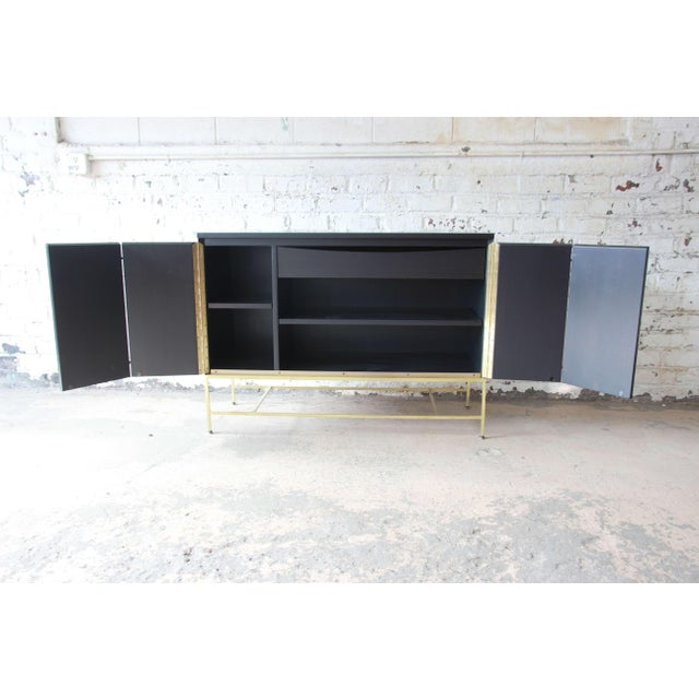 "1950s Paul McCobb for Calvin ""Irwin Collection"" Sideboard Credenza For Sale - Image 5 of 12"