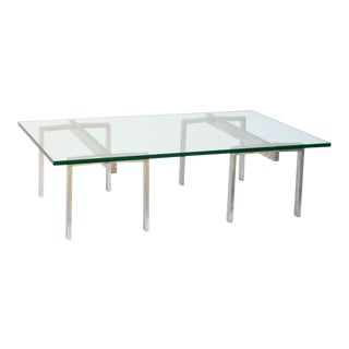 The 'Treteaux' Coffee Table by Design Frères For Sale