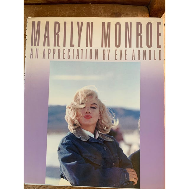 Vintage Portrait of Marilyn Monroe by Magnum Photographer Eve Arnold For Sale - Image 9 of 10