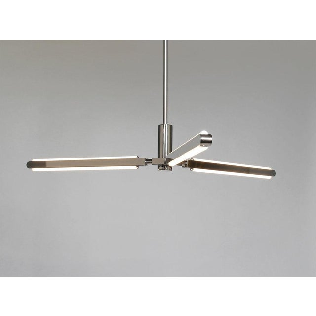 """By Pelle Starting Price: $4,720 in satin brass Shown In: Polished Nickel ($5,220) Specifications: 35"""" l x 30"""" w x 7.75"""" h..."""