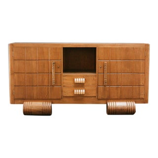 Charles Dudouyt Sideboard c. 1940s For Sale