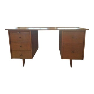 Paul McCobb for Planner Group Desk For Sale