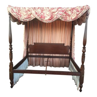 Leonard's Four Poster Bed King Size