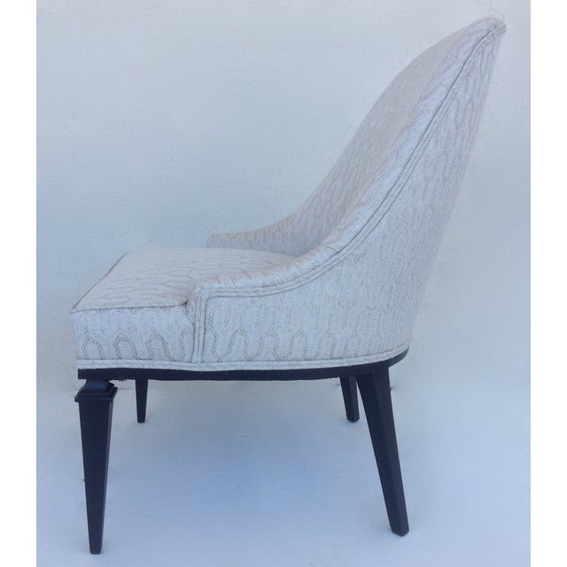 Lounge Chairs by Michael Taylor for Baker - A Pair For Sale In West Palm - Image 6 of 11
