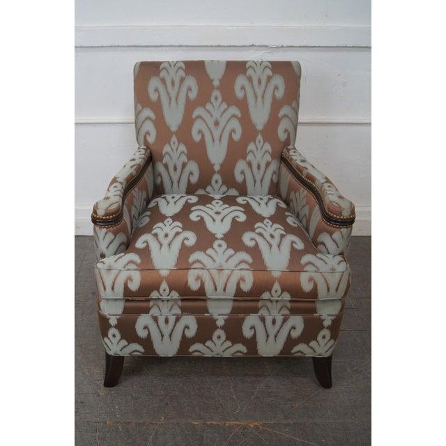 Ferguson Copeland Upholstered Lounge Chair Chairish
