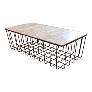 Minimalist Blu Dot Scamp Table For Sale