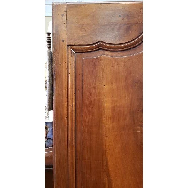 Pair of Mid 19th Century French Walnut Door Panels C.1850s For Sale In San Francisco - Image 6 of 13