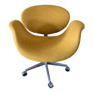 1960s Pierre Paulin Artifort Tulip Chair With Swivel Base For Sale