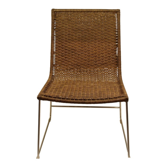 McGuire Sling Chair in Cocoa - Image 1 of 5
