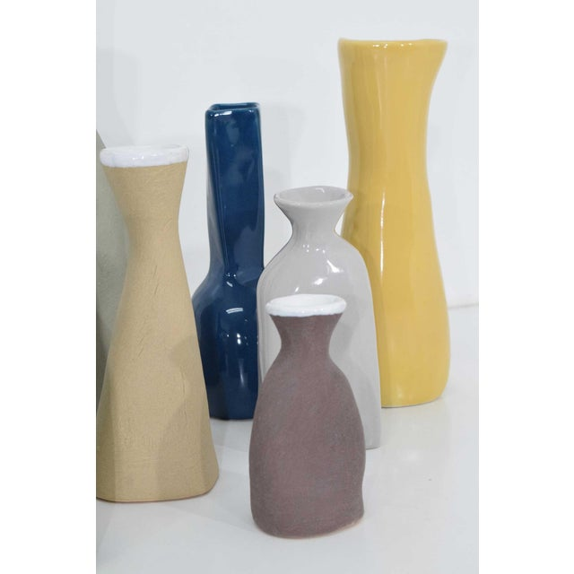 Collection of Vases by Luna Garcia - Set of 11 For Sale In Dallas - Image 6 of 10